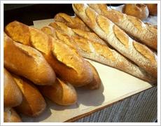 おすすめは食パン!