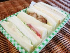 手作りサンドイッチ 各種